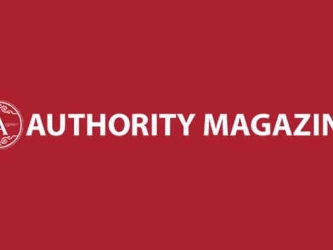 "Authority Magazine Interviews Luis Estevez for its ""Meet The Disruptors"" Series"