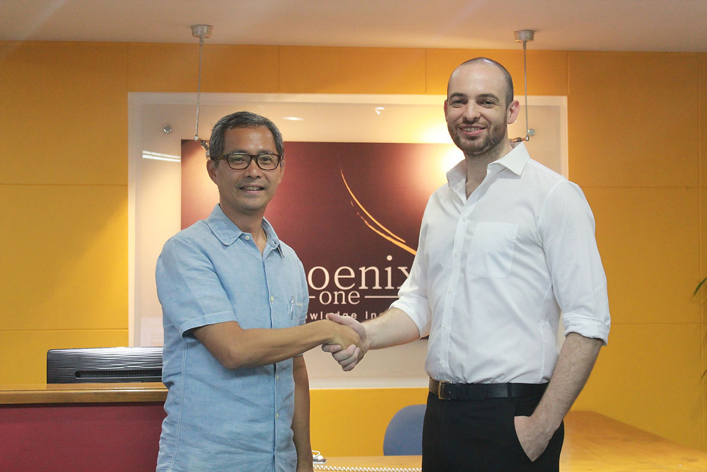 Phoenix One and On Off Group Partnership