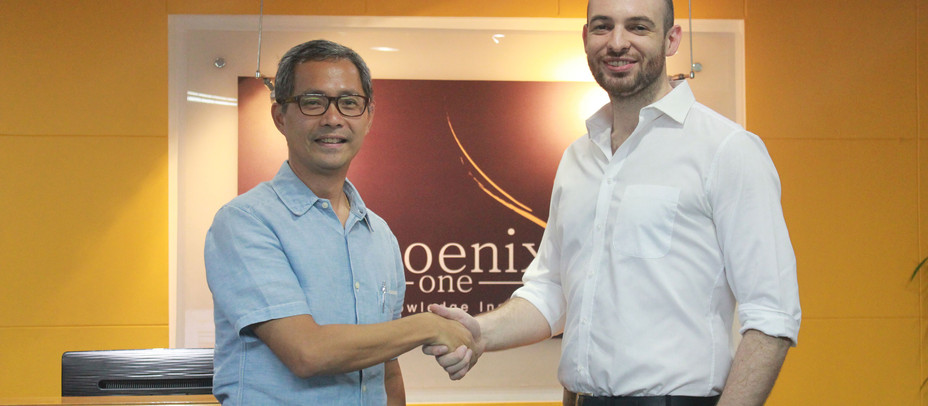 Phoenix One and On-Off Group teams up to power design thinking workshops