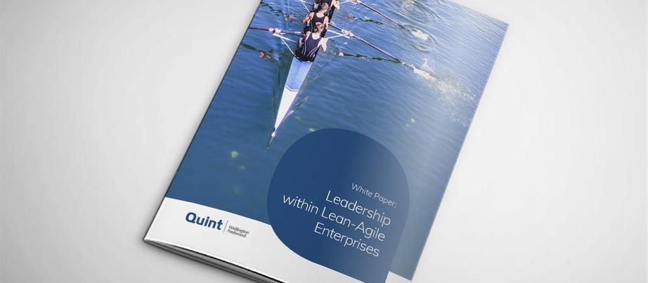 White Paper – Leadership within Lean-Agile Enterprises