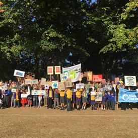 Student Climate Strike Sep 2019