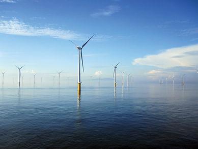 London Array offshore wind farm (Faceboo