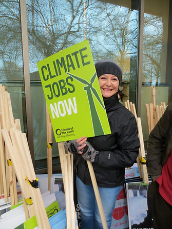Climate march London 2015_climate jobs.j