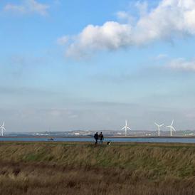 New Rides Wind Farm Sheppey