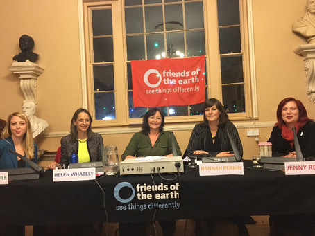 Green Election Hustings