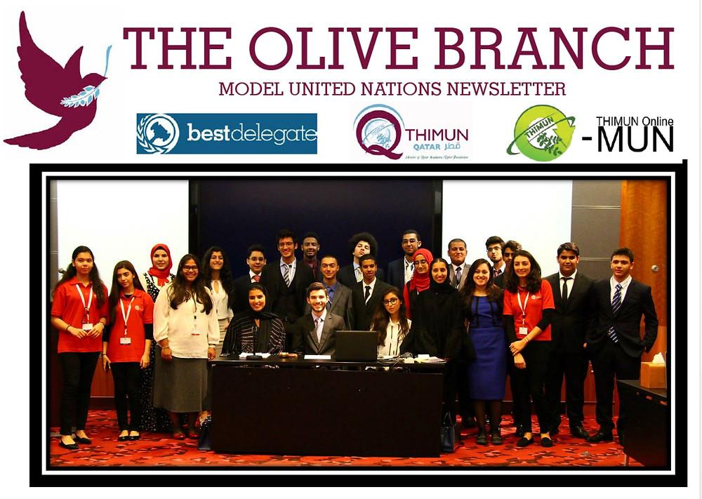 Arabic MUN Committee THIMUN Qatar