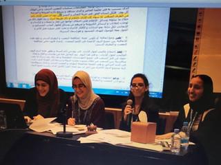 قصة نجاح في قطر - سفيرتنا، دينا عورتاني Success Story in Qatar! Our Arabic MUN Ambassador, Dina Awra