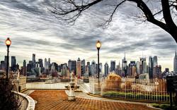 beautiful-city-new-york-city-usa-skyscrapers-autumn-trees-dusk