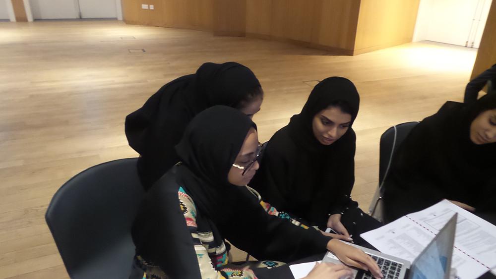 MUN Academy United Ambassadors NYU Abu Dhabi