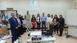 The first International Arabic MUN Educators Training Summit at the Qatar Leadership Conference, Oct