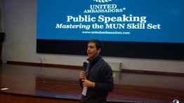 Public Speaking - Conquering the Stage Fright Monster