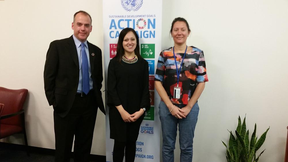 SDG Action Campaign United Ambassadors