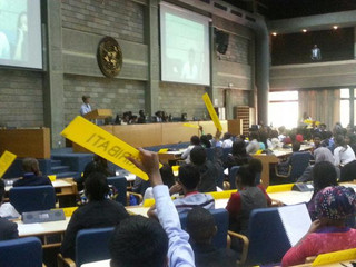 About the MUN Circuit in Africa