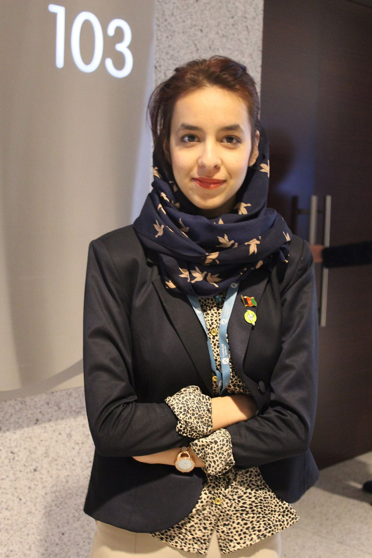 Mursal Saidal HELA - Afghanistan Model UN