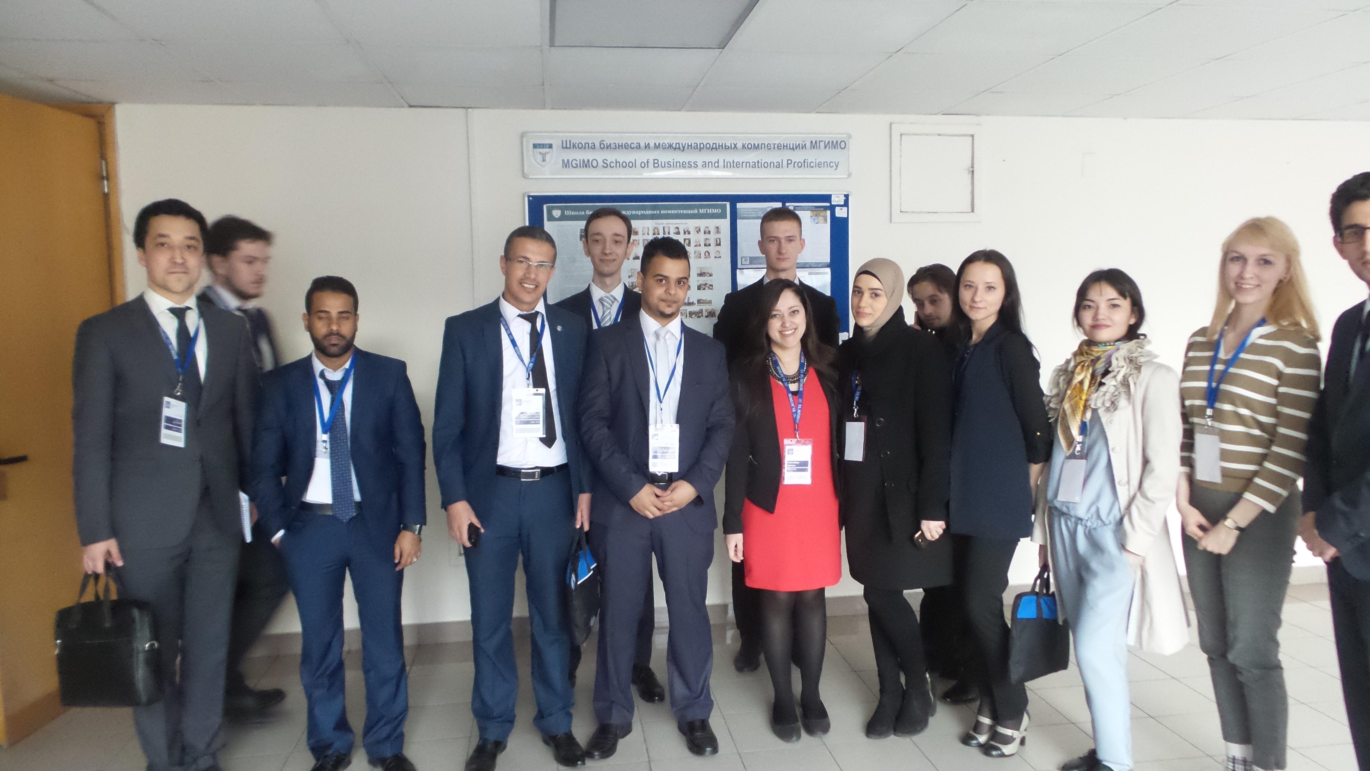 Arabic MUN Committee Moscow International MUN 2016 (8)