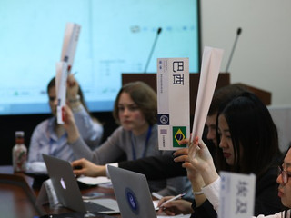 模拟联合国会议流程(传统、北美)- The Model United Nations Conference Process in Chinese! (Traditional, North Americ