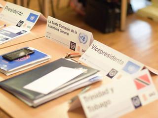 Las 5 cosas dominantes a conocer antes de iniciar una conferencia tradicional modelo de las Naciones