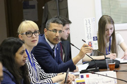 Arabic MUN Committee Moscow International MUN 2016 (6)