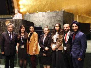 Success Story in Kuwait - Anjan Sethi- American University of Kuwait