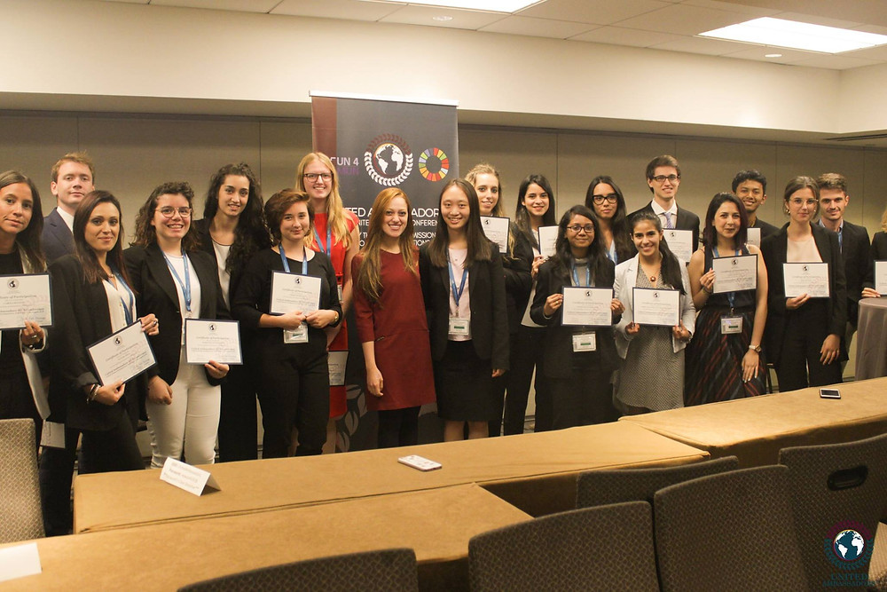 #MUN_Action New York