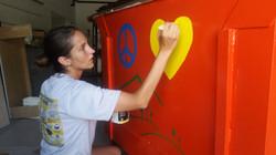 Community Dumpster-painting Contest