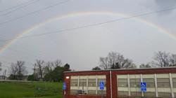 Rainbow over P.G.C.C.