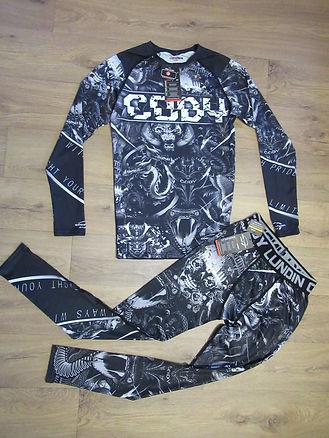 Рашгард.Компрессионная одежда.Одежда для тренировок и спорта