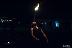 Cie T-PaKap ARTISALIE Spectacle feu