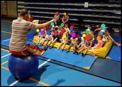 Animations-Ateliers - Cirque - Spectacle - Jongle - Cirque - Liege  (1)