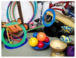 Initiations jonglerie Liège
