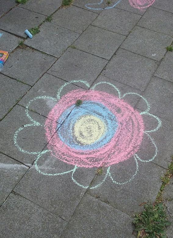 Animation Street Art ARTISALIE asbl