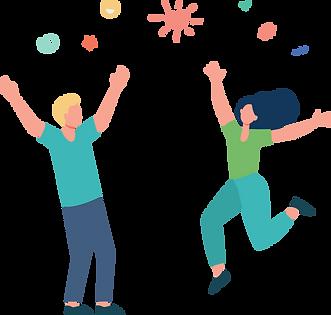 Smart Relax illustration happy people-01