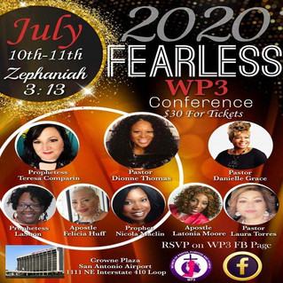 2020 Fearless WP3 Conference