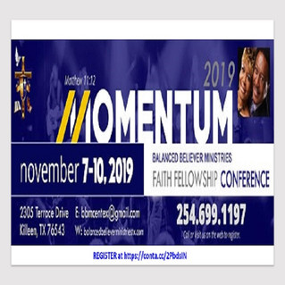 Momentum 2019 Conference