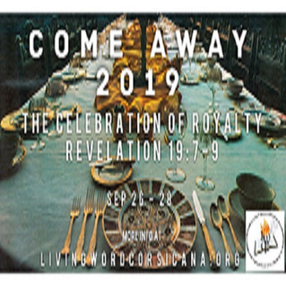 Come Away 2019 Conference