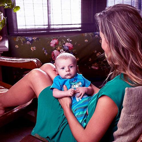 Robe grossesse allaitement habillée cérémonie