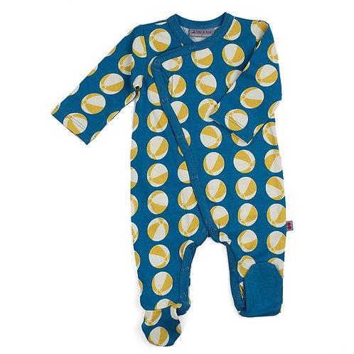 Pyjama pour bébé à pieds ballons
