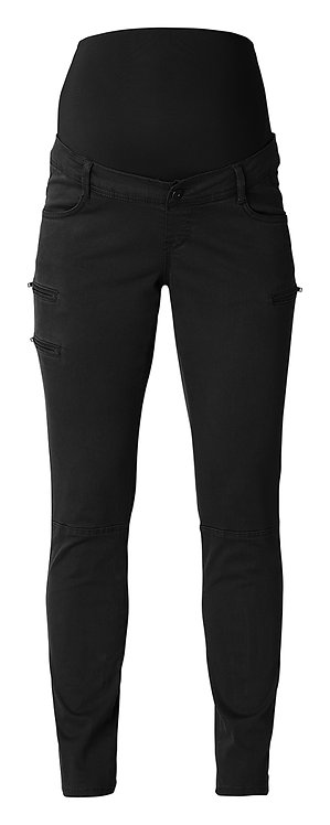 pantalon noir grossesse cargo