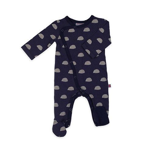 Pyjama bébé imprimé hérissons