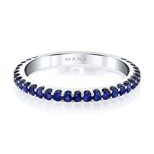 MARS Fine Jewelry - Blue Sapphire Band