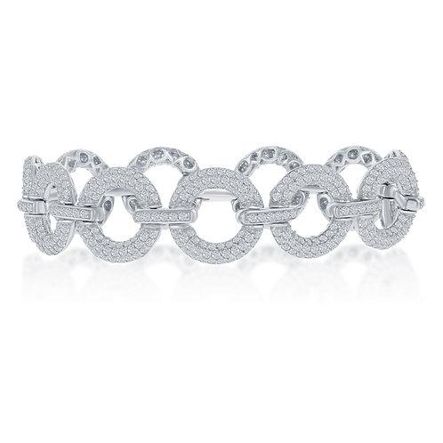 Jewels by Jacob Pave Diamond Bracelet