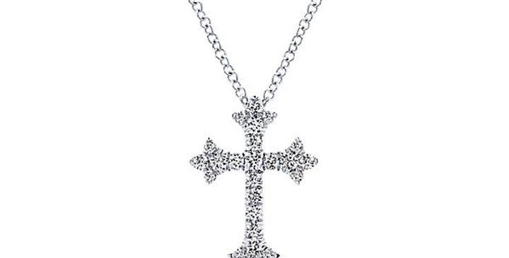 Gabriel & Co. - Diamond Cross