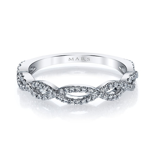 MARS Fine Jewelry - Crossover Band