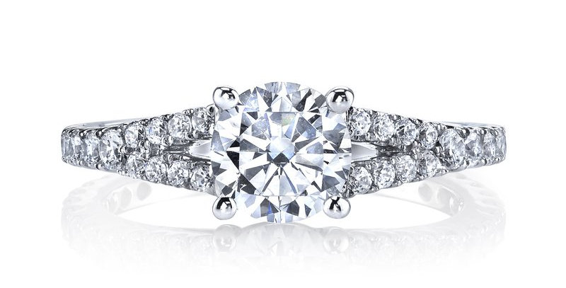 MARS Fine Jewelry - Ever After Collection - Split Shank
