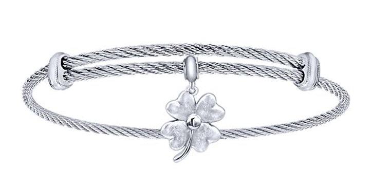 Gabriel & Co.- Charm Cable Bracelet