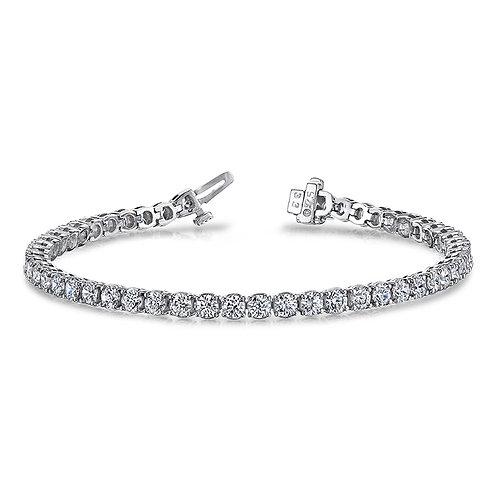 Classic Diamond Tennis Bracelet