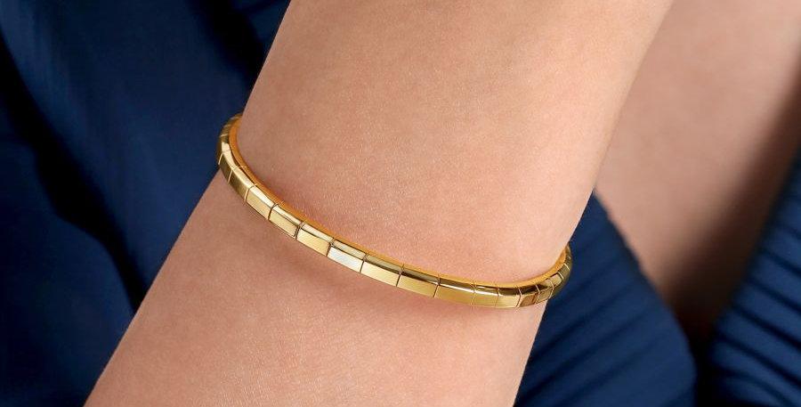 Gabriel & Co - Gold Cuff Bracelet