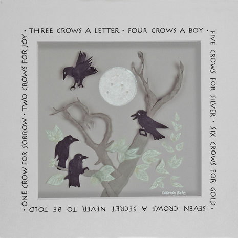 Counting Crows—4 crows a boy