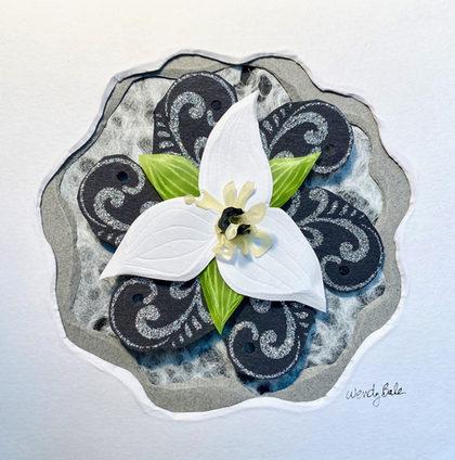 Little White Trilium