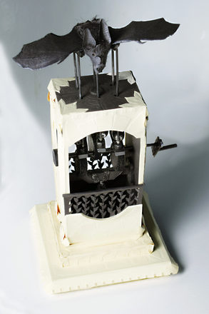 Bat in the Belfry Automaton